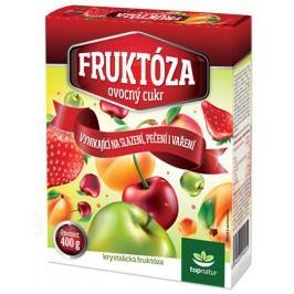Ovocný cukr 400g (krystalická fruktóza) Topnatur Sladidla