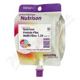 NUTRISON PROTEIN PLUS MULTI FIBRE perorální SOL 8X500ML