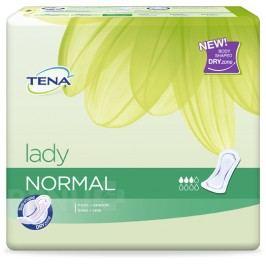 TENA Lady Normal - Inkontinenční vložky (12 ks)