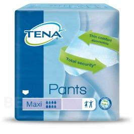 TENA Pants Maxi Medium - Inkontinenční kalhotky (10ks)