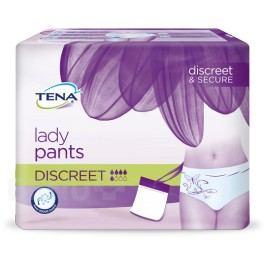 TENA Lady Pants Discreet Medium - Inkontinenční kalhotky (12ks)