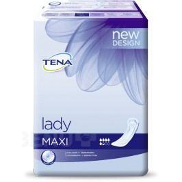 TENA Lady Maxi - Inkontinenční vložky (18 ks + 50% navíc)