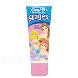 Oral-B zubní pasta dětská Stages 75ml