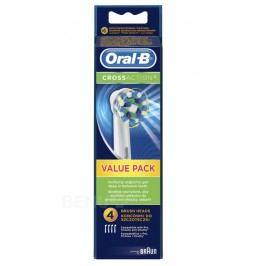 Oral-B náhradní kart. EB 50 Cross action 4ks Zubní a mezizubní kartáčky
