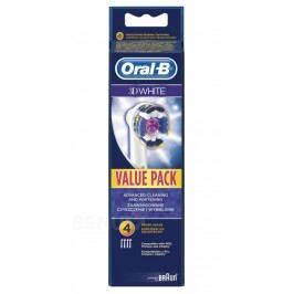 Oral-B náhradní kart. EB 18 3D White 4ks