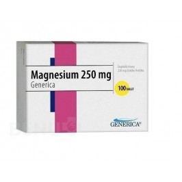 Magnesium 250 Generica tbl. 100