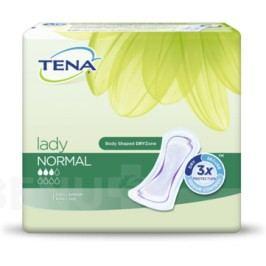 TENA Lady Normal - Inkontinenční vložky (24 ks)
