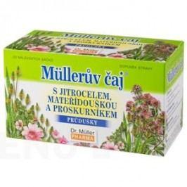Müllerův čaj s jitrocelem (průdušky) n.s.20x1.5g