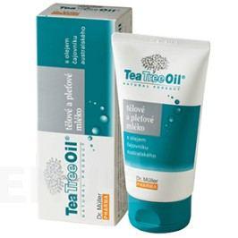Tea Tree Oil tělové a pleť.mléko 150ml (Dr.Müller)