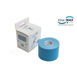KineMAX 4Way kinesiology tape modrá 5cmx5m