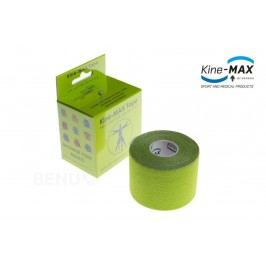 KineMAX SuperPro Ray. kinesiology tape zele.5cmx5m