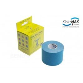 KineMAX SuperPro Cot. kinesiology tape modr.5cmx5m