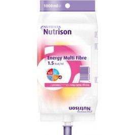 NUTRISON ENERGY MULTI FIBRE perorální SOL 8X1000ML