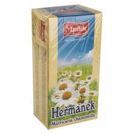 Apotheke Heřmánek pravý čaj 20x1.5g n.s.