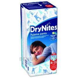 HUGGIES DryNites kalh.ab.L8-15let/boys/27-57kg/9ks + dárek Elmex zubní pasta 50ml dětská zdarma