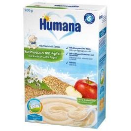 Humana mléčná kaše pohanková s jablky 200g