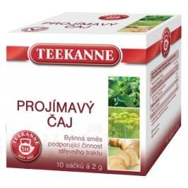 TEEKANNE Projímavý čaj n.s.10x2.0g