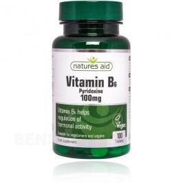 Vitamín B6 - 100mg (pyridoxin) tbl.100 Ostatní vitamíny