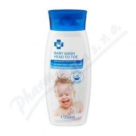 BENU Dětský mycí gel 250ml + dárek BENU Dětský mycí gel 250ml zdarma