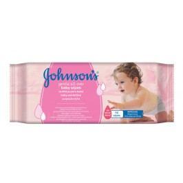 JOHNSONS gentle all over dětské vlh. ubr. 56 ks