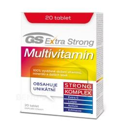 GS Extra Strong Multivitamin tbl.20