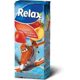 Relax Jablko-broskev-jahoda 0.2 litru