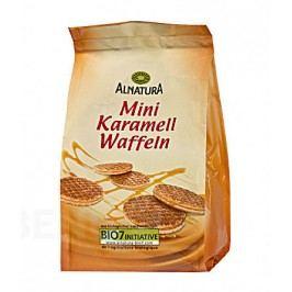 Alnatura BIO Karamelové vafle mini 150g