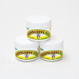 DR.DUDEK Propolisová mast tradiční 30 ml Přípravky na ošetření kůže