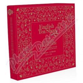 English Tea XMAS 96 n.s. červ.kolekce papír. bio