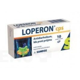 LOPERON 2MG tvrdé tobolky 10