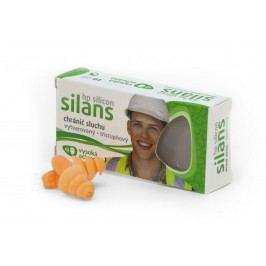 Chránič sluchu SILANS PROFI silicon vysoká ochrana