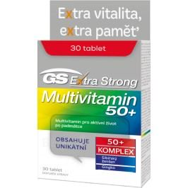 GS Extra Strong Multivitamin 50+ tbl.30 2017