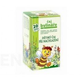 Čaj Bylináře Dětský čaj Dýchací cesty 20x1.5g