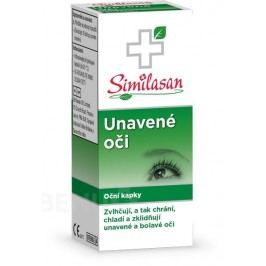 Similasan Unavené oči 10 ml