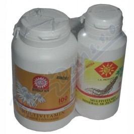 Multivitamin-minerál echinacea tbl.100 Ostatní vitamíny