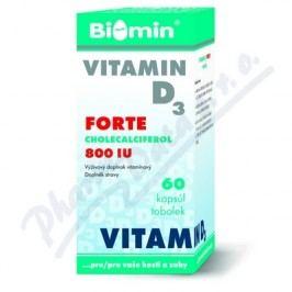 VITAMIN D3 FORTE 800 I.U. cps.60 Biomin