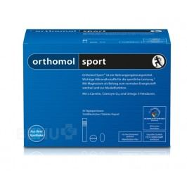 Orthomol Sport 30 lahviček + tob.30 + tbl.30 Doplňky stravy pro sportovce