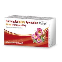 HARPAGOFYT LEŽATÝ APOMEDICA 600 MG POTAHOVANÉ TABLETY potahované tablety 60