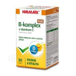 Walmark B-komplex+vitamín C tbl.30