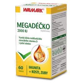 Walmark Megadéčko 2000 IU tob.60