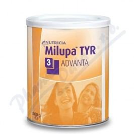 MILUPA TYR 3 ADVANTA perorální PLV 1X500G