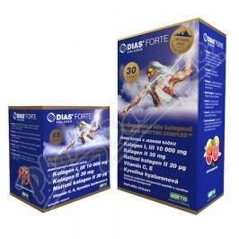 DIAS FORTE grap.30x11.3g+DIAS FORTE 15x11.3g+dárek