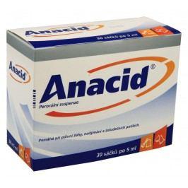 ANACID 258MG/388MG perorální SUS 30X5ML Léky na pálení žáhy