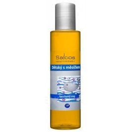 Saloos - Sprchový olej dětský s měsíčkem 125ml