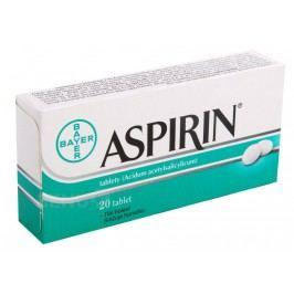 ASPIRIN 500MG neobalené tablety 20