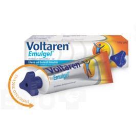 VOLTAREN EMULGEL 10MG/G gely 150G II Léky na bolesti kloubů