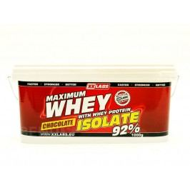 Maximum Whey Protein Isolate 92 1000g čokoláda