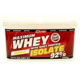 Maximum Whey Protein Isolate 92 1000g vanilka