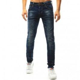 Pánské riflové kalhoty světle modré