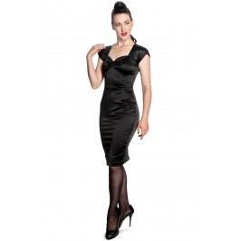šaty dámské HELL BUNNY - Angie - Blk - 4295 L